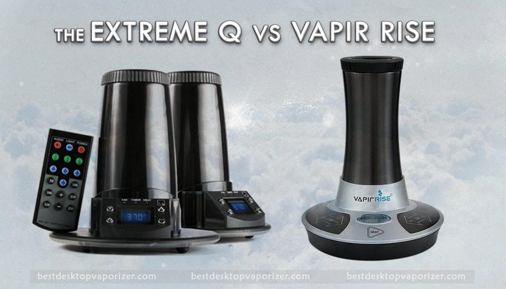 Extreme Q vs Vapir Rise